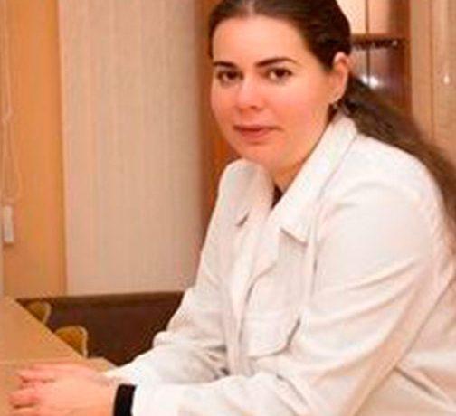 БРАУДЕ Ирина Евгеньевна